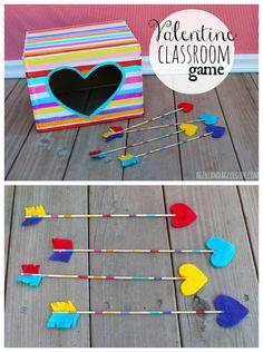 valentine classroom
