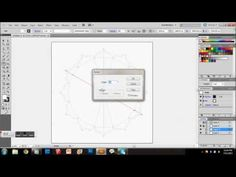 How to Create Islamic Patterns - Tutorial Part 1 - YouTube