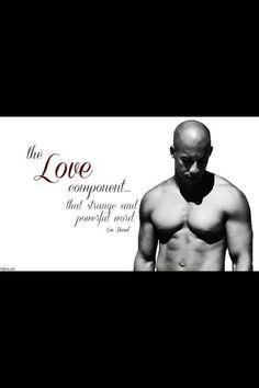 Love you Vin