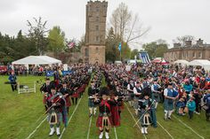 Gordon Castle Highland Games and Country Fair