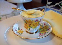 The Alchemist - Lemon Cream Pudding
