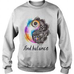FIND BALANCE UNISEX TANK TOP