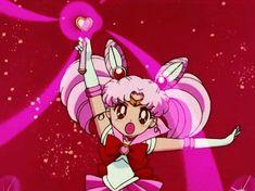 Sailor Moon - Chibi Moon Attack gif