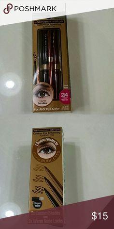 HOST PICK Best in Makeup Eyeliner trio Copper, bronze & black. Has sharpener included Physicians Formula Makeup Eyeliner