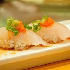 Sushi Gen- check out one of LA's best sushi restaurants with native Japanese chefs. Amazingly fresh sushi.