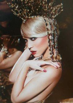 Beyoncé by Ellen Von Unwerth Outtake