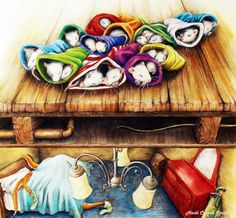 Alice In Wonderland, Illustrations, Picture Books, Pictures, Socks, Painting, Google Search, Art, Photos
