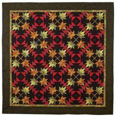 Turning Leaves Quilt Kit LQK15029