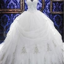 2017 Masquerade Dress Ball Gowns Debutante Quinceanera Dresses Lace Appliques Organza Gold Beaded Sequined Wedding Dresses Custom Made Ball Gown Sweetheart Wedding Dress Ball Gown Wedding Dress Design Arabic Wedding Dresses, Lace Wedding Dress, 2016 Wedding Dresses, Sweetheart Wedding Dress, Luxury Wedding Dress, Princess Wedding Dresses, Bridal Dresses, Wedding Shoes, Bridal Shoes