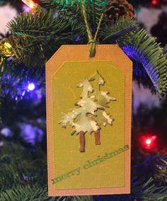 Created by Sunshine HoneyBee: Masculine TH Mini Pines Tag & Daisy Elf