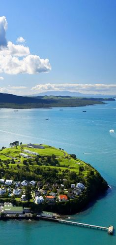 Maungauika or North Head is located in Devonport at the northern headland of the Waitemata Harbour, NZ