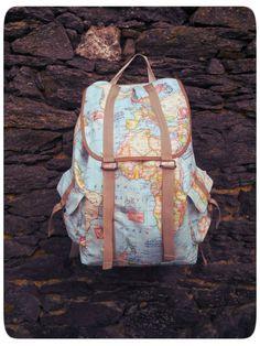 Как сшить рюкзак с карманами (Diy) / Простые выкройки / ВТОРАЯ УЛИЦА