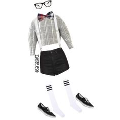 1000+ images about Nerdy outfit on Pinterest | Cute nerd outfits Nerd outfits and Nerd