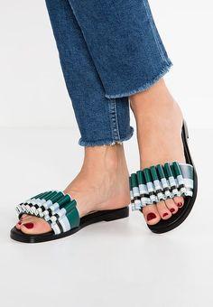 separation shoes d790f e5758 Köp Lost Ink Utomhustofflor   Träskor - multicolor för 399,00 kr (2017-