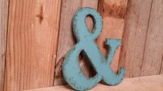"""Rustic shabby chic 9.5"""" Letters CHOOSE your own letters, A B C D E F G H I J K L M N O P Q R S T U V W X Y Z Large letters jumbo letter huge"""