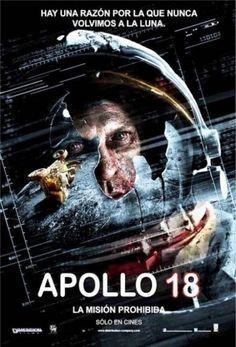 """A modo de falso documental, revela la """"verdadera"""" historia de la última misión secreta de la NASA en la Luna, el Apollo 18, lanzado en diciembre de 1972. El terrorífico contenido de est…"""