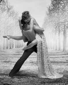 ballet. Beautiful couples picture... If you are a dancer. Quite breathtaking. #undonstar