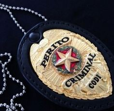 Perito Criminal, Call Of Cthulhu Rpg, Crime, Forensic Science, Forensics, Criminal Minds, Never Give Up, Badge, Police