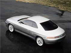 Lancia Kayak (Bertone), 1995