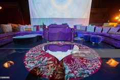 General view of the 'NPG Music Club' Room of Prince's Paisley Park Museum during a media preview tour on November 2, 2016 in Chanhassen, Minnesota. (Photo by Adam Bettcher/Getty Images)