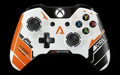 Controle de Xbox One Personalizado 4⃣