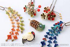 「つまみ細工でできるオシャレな小物(誠文堂新光社)」発売されました。 の画像|HIMEKO Information