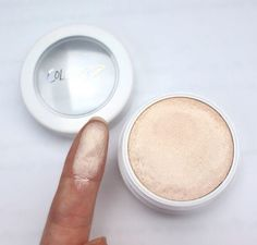 homemade highlighter