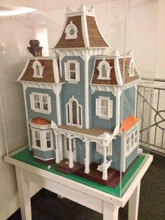 118 Best Dollhouse And Miniature Creations Images Dollhouses