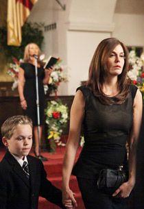 Desperate Housewives--Sunday's episode should be a tearjerker.  Susan & M.J. (Teri Hatcher & Mason Vale Cotton)