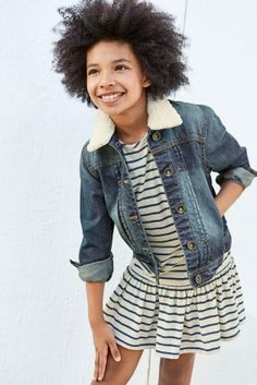 Classic Denim Jacket | Shops Love and Classic