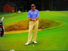 Brad Faxon - Chipping & Pitching Part 2 (2013) - YouTube