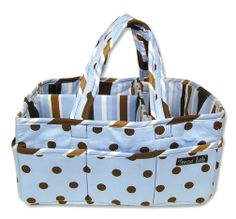 Max Dot Storage Caddy by Trend Lab #tinytotties #baby