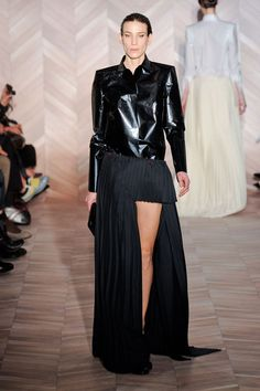 Maison Martin Margiela at Paris Fashion Week Fall 2012 - Runway Photos