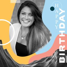 In true graphic designer fashion 🙌 Happy birthday to one of our ultra-talented Graphic Designers, Victoria! See more of Victoria's work by visiting our website! Influencer Marketing, Graphic Designers, Happy Birthday, Victoria, San, Website, Fashion Design, Life, Beauty