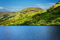 Loch Katrine , The Trossachs