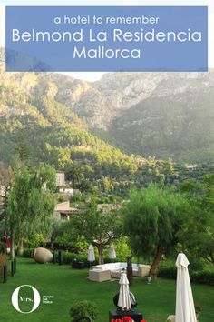 On a trip to Mallorca, I discovered one of the most special hotels I have had the pleasure of staying at: the stunning Belmond La Residencia. The hotel is really gorgeous, offering amazing views, and the service was great too.