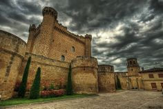 Castle Sajazarra, La Rioja, #Spain #travel #espana