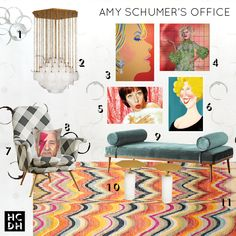 Amy Schumer's Office