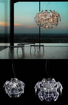 Luceplan Hope Chandelier - stunning