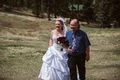 Colorado Mountain Wedding Photos | Sarah + Milo - Carrie Swails Wiccan Wedding, Carrie, Wedding Ceremony, Colorado, Wedding Photos, Wedding Inspiration, Mountain, Engagement, Couples