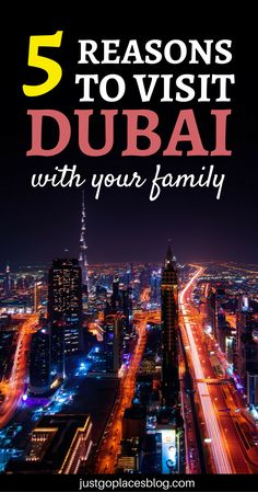 Oh Dubai. At a first glance it might not seem like a kid-friendly destination, butr it's very much so. How to enjoy Dubai with kids. Family travel in Dubai | Dubai with children | Dubai with kids things to do | Dubai with toddler | Dubai family vacation - via @justgoplaces