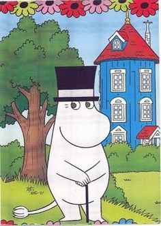 Black Jack's voice actor is the voice of a character from Moomin. ----- *MIND BLOWN*