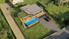 HAUS FCS | AL Architekt Golf Courses, New Construction, Places, Architecture, Homes