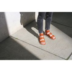 Our style 'Form'  #Trippen #trippenshoes #aventgarde#shoes #highfashion #SS2016 #leathershoes #comfortableshoes #sustainabledesign #designedinberlin #nowavailable #madeingermany #madebyhand #handcrafted #sandals