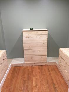 DIY Custom Closet - IKEA TARVA & IVAR HACK - Handmade Weekly Bedroom Closet Design, Master Bedroom Closet, Closet Designs, Ikea Bedroom, Walk In Closet Ikea, Build A Closet, Open Closets, Closet Built Ins, Dream Closets