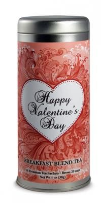 Valentine's Burst of the Heart | The Tea Can Company