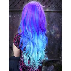 Image result for galaxy/hair
