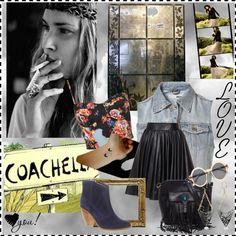 Coachella-inspired