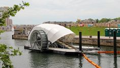Baltimore's Inner Harbor !   Harnessing the power of a river to clean up its litter   MNN - Mother Nature Network