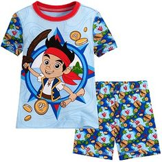 Jake and the Neverland Pirates PJs